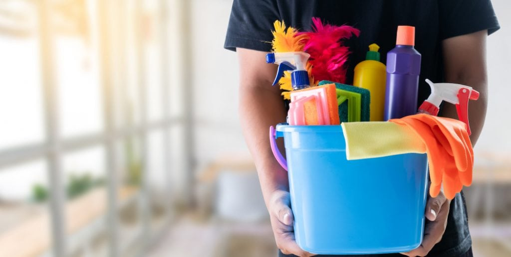 Austin Property Management Services Top 5 cleaning tips